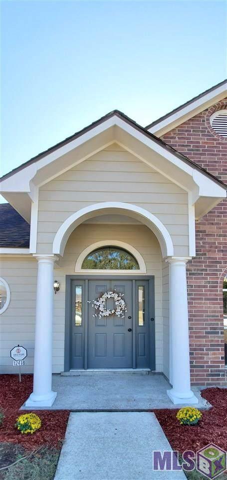12418 Gawain Ave, Baton Rouge, LA 70816 (#2019019236) :: Smart Move Real Estate