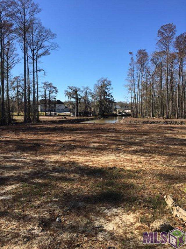 Lot # 25 N St Lucia Dr, Maurepas, LA 70449 (#2019019903) :: Darren James & Associates powered by eXp Realty