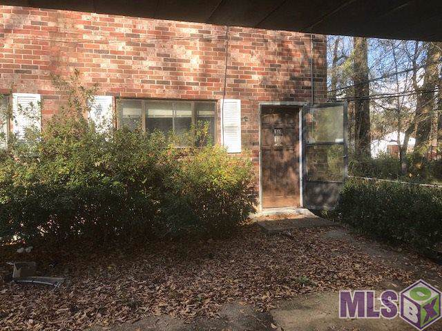10625 Florida Blvd #27, Baton Rouge, LA 70815 (#2019020159) :: Patton Brantley Realty Group