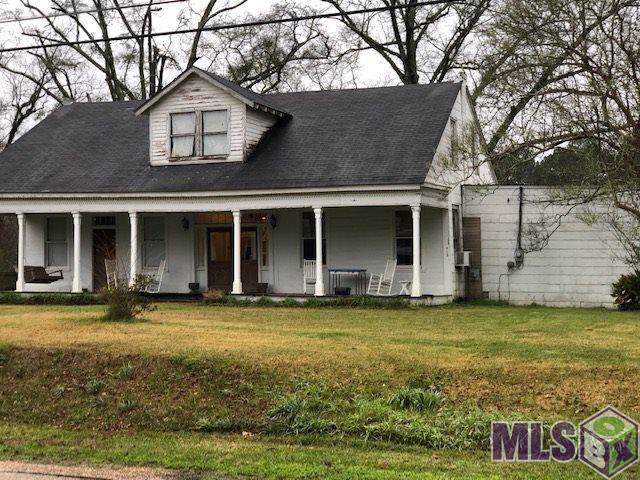 10776 Bank St, Clinton, LA 70722 (#2020001197) :: Patton Brantley Realty Group