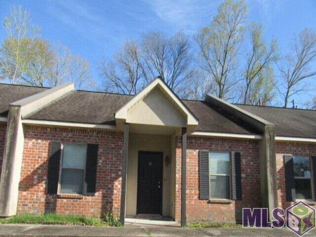 8921 Old Hermitage Pkwy #14, Baton Rouge, LA 70810 (#2020003828) :: Smart Move Real Estate