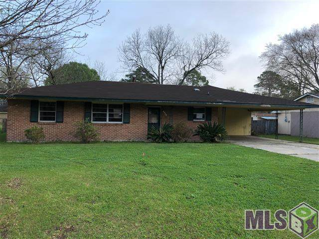 3563 Coolidge St, Baker, LA 70714 (#2020004893) :: Darren James & Associates powered by eXp Realty