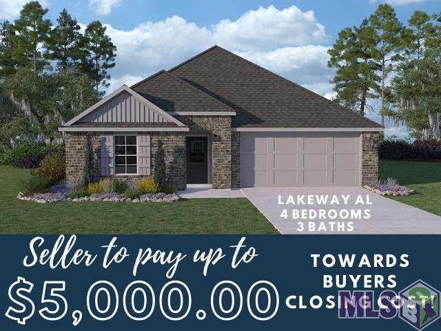 12807 Fowler Dr, Denham Springs, LA 70706 (#2020009836) :: The W Group with Keller Williams Realty Greater Baton Rouge