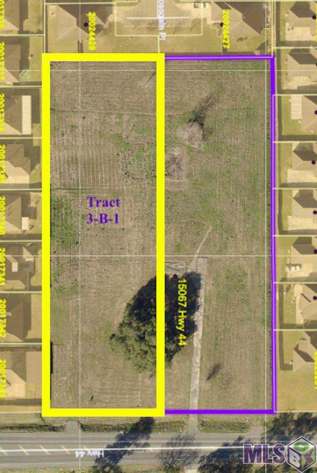 Tract 3-B-1 Hwy 44, Gonzales, LA 70737 (#2020010506) :: Patton Brantley Realty Group