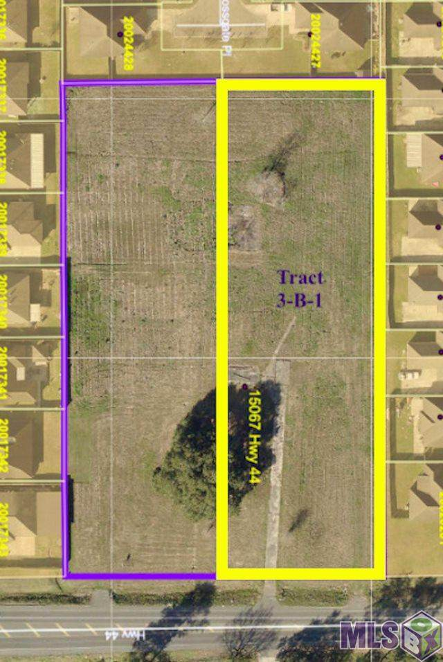 Tract 3-B-2 Hwy 44, Gonzales, LA 70737 (#2020010507) :: Patton Brantley Realty Group