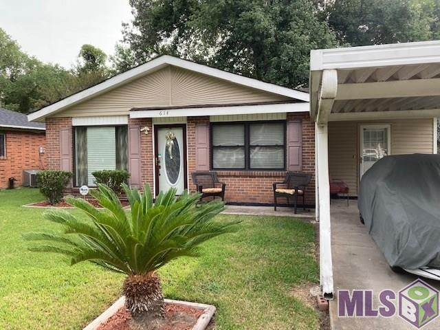 614 S 14TH ST, Port Allen, LA 70776 (#2020014912) :: Patton Brantley Realty Group