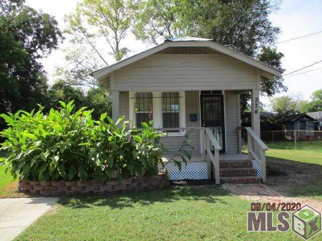 374 E Harding St, Baton Rouge, LA 70802 (#2020015160) :: Patton Brantley Realty Group