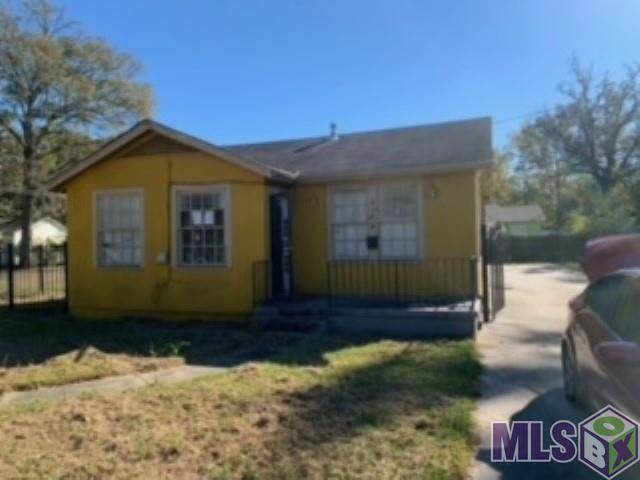 4788 Wyandotte, Baton Rouge, LA 70805 (#2020018098) :: The W Group with Keller Williams Realty Greater Baton Rouge