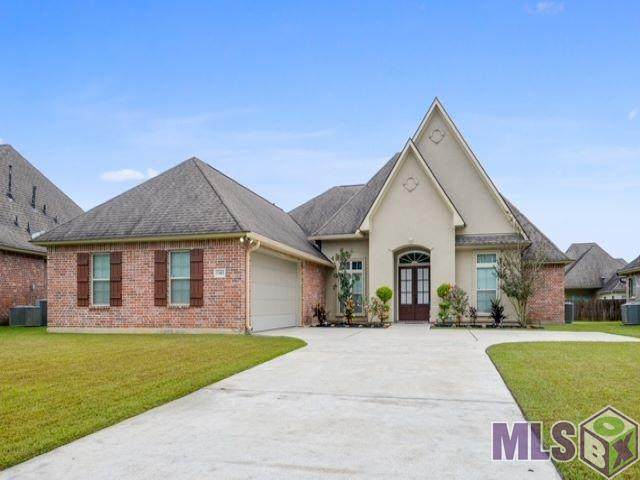 13663 Cantebury Ave, Denham Springs, LA 70726 (#2020018476) :: Patton Brantley Realty Group
