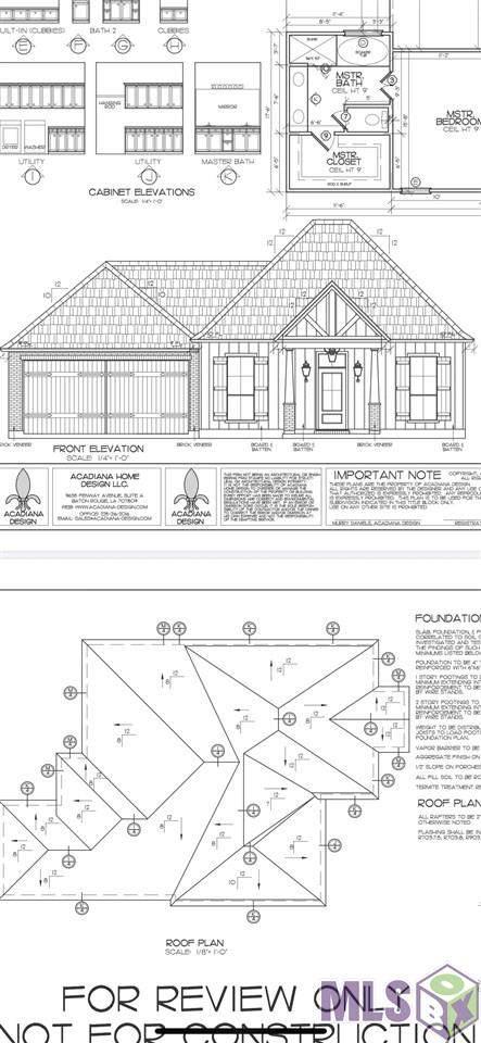 4253 Boulonnais Ave, Baton Rouge, LA 70820 (#2020018840) :: RE/MAX Properties