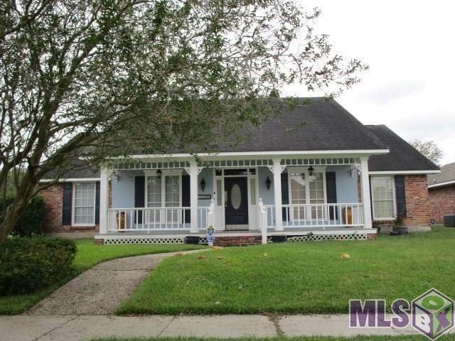 12516 Schlayer Ave, Baton Rouge, LA 70816 (#2020019047) :: Darren James & Associates powered by eXp Realty