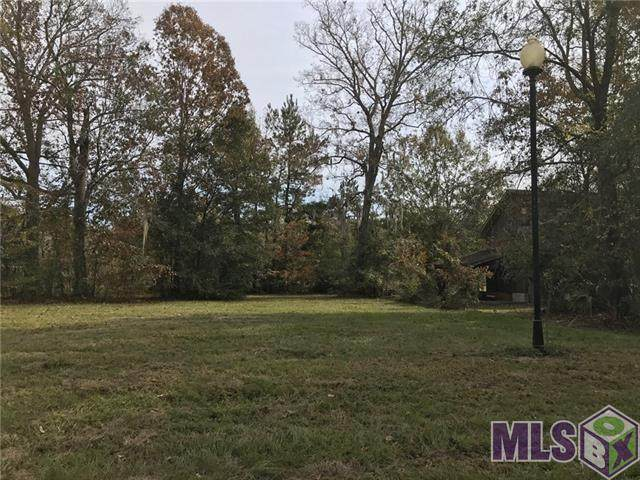 Lot 7-B/8 Fairway Dr, Springfield, LA 70462 (#2021000534) :: The W Group