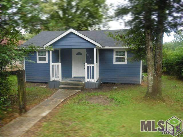 1433 N Willow Ave, Gonzales, LA 70737 (#2021000668) :: Darren James & Associates powered by eXp Realty