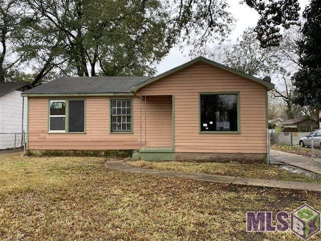 2227 Rhodes Ave, Baton Rouge, LA 70802 (#2021000984) :: Smart Move Real Estate