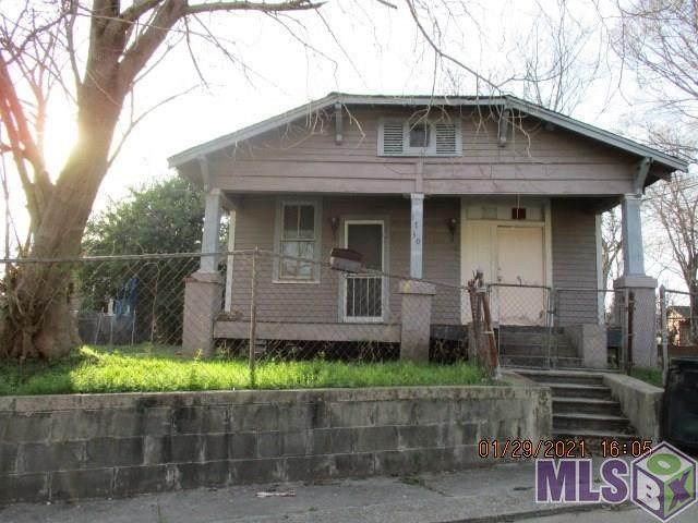1730 Napoleon St, Baton Rouge, LA 70802 (#2021001673) :: RE/MAX Properties