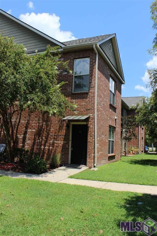 7300 Burbank Dr #43, Baton Rouge, LA 70820 (#2021003733) :: Smart Move Real Estate
