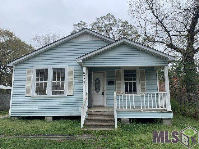 4738 Annette St, Baton Rouge, LA 70805 (#2021004248) :: RE/MAX Properties