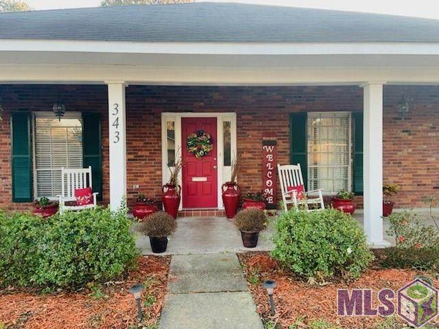 343 Shelby Dr, Baton Rouge, LA 70815 (#2021005234) :: Smart Move Real Estate