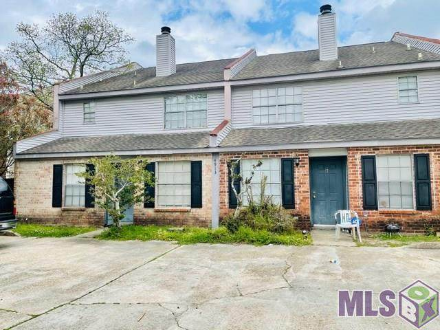 4913 Kennesaw Dr, Baton Rouge, LA 70817 (#2021005338) :: Smart Move Real Estate