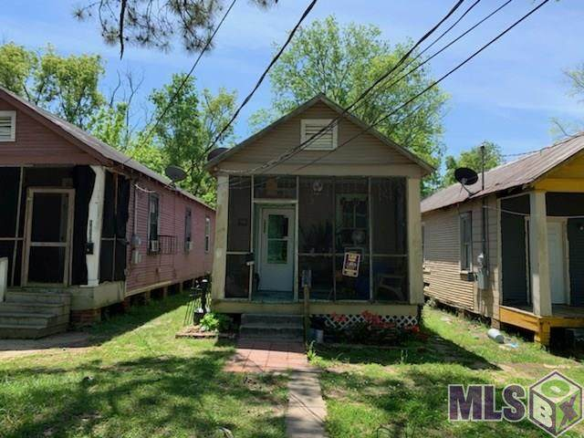1826 Spanish Town Rd, Baton Rouge, LA 70802 (#2021005633) :: Smart Move Real Estate