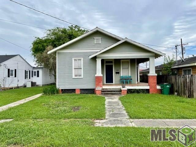 402 Sixth St, Morgan City, LA 70380 (#2021005918) :: Patton Brantley Realty Group