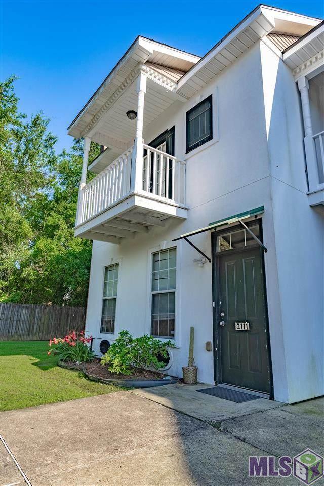 2111 Plantation Ln, Baton Rouge, LA 70820 (#2021006074) :: RE/MAX Properties