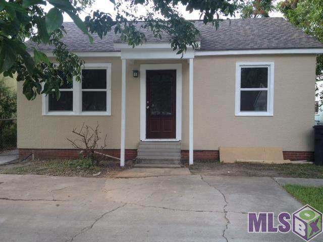 856 Iris, Baton Rouge, LA 70802 (#2021006737) :: RE/MAX Properties