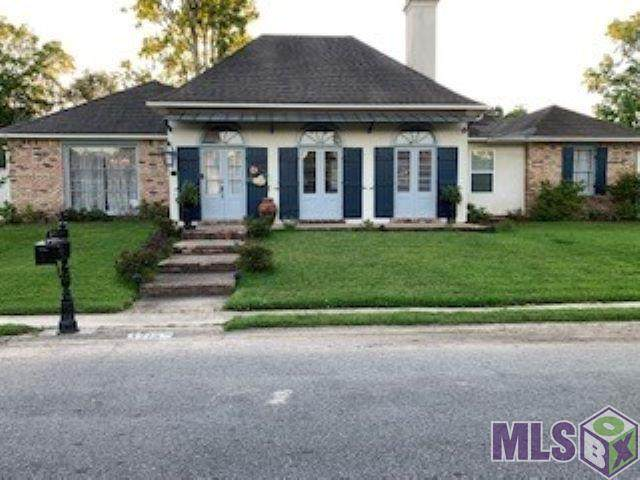 3718 Berkley Hill Ave, Baton Rouge, LA 70809 (#2021007113) :: RE/MAX Properties