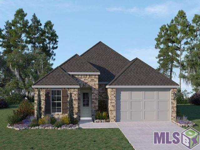 1103 S Pecan Grove Ave, Gonzales, LA 70737 (#2021008586) :: RE/MAX Properties