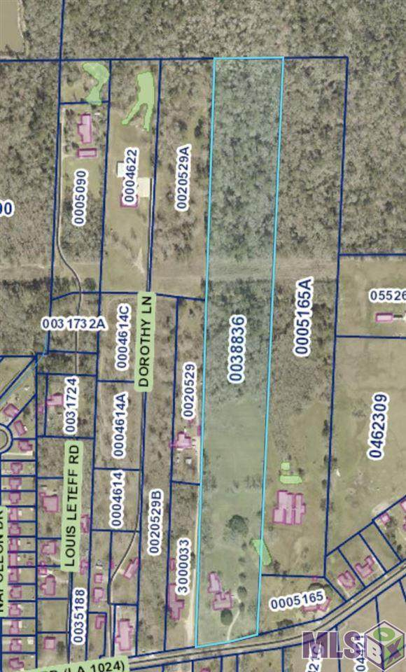 Tract A Cane Market Rd, Denham Springs, LA 70706 (MLS #2021009439) :: United Properties