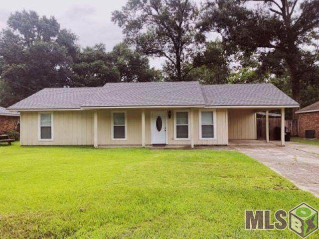 13180 She Lee Place Rd, Gonzales, LA 70737 (#2021010003) :: Darren James & Associates powered by eXp Realty
