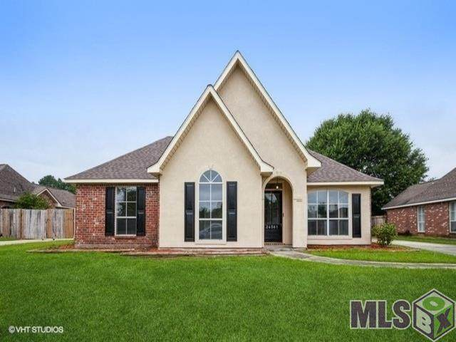 24561 Fairweather Dr, Denham Springs, LA 70726 (#2021010277) :: David Landry Real Estate