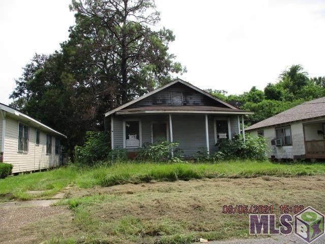 2050 Hemlock St, Baton Rouge, LA 70805 (#2021012820) :: Patton Brantley Realty Group