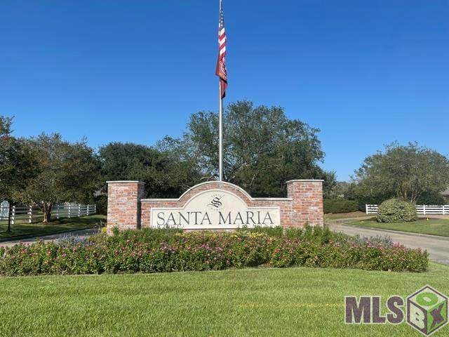 Lot 114 Santa Maria Ave, Baton Rouge, LA 70809 (#2021014324) :: David Landry Real Estate