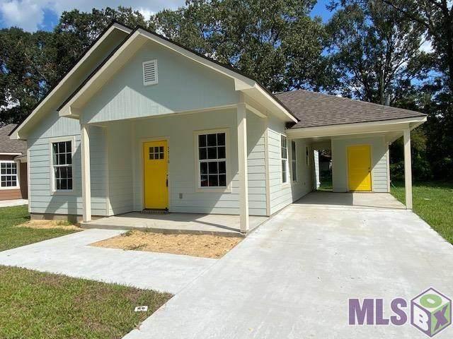 5716 Alexander Ave, Baton Rouge, LA 70805 (#2021015669) :: David Landry Real Estate