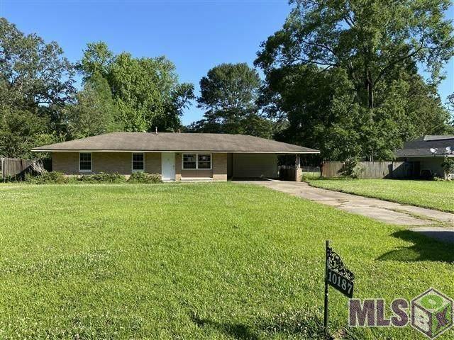 10187 Moss Lea Dr, Baton Rouge, LA 70818 (#2021015741) :: David Landry Real Estate