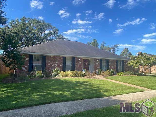 1448 Cora Dr, Baton Rouge, LA 70815 (#2021016200) :: Patton Brantley Realty Group