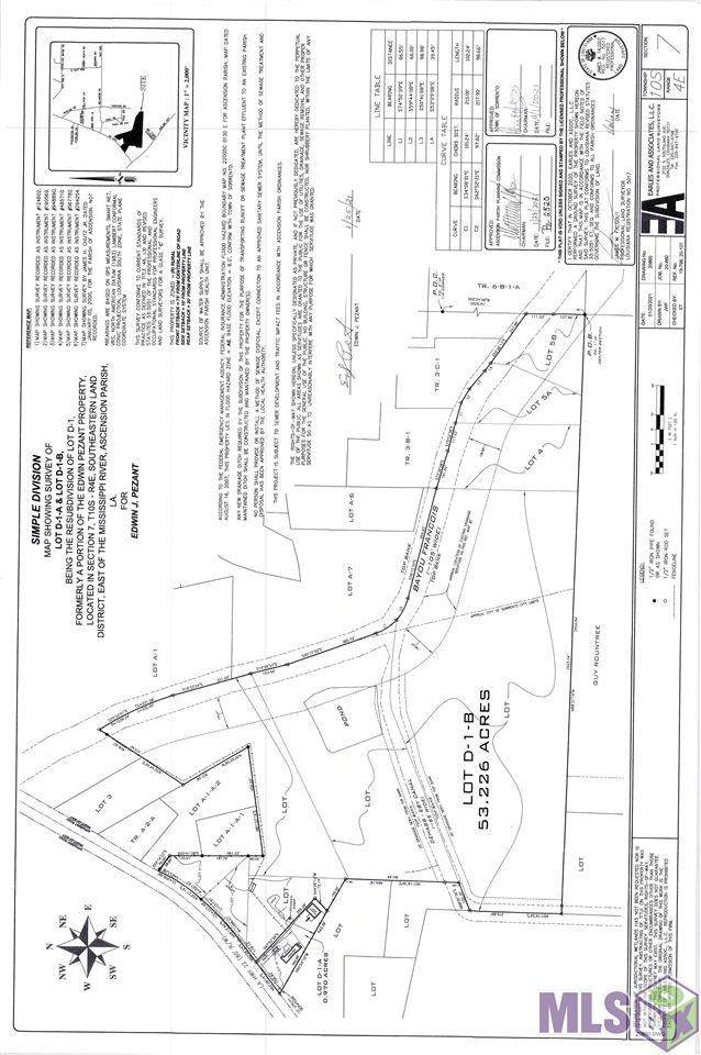 D-1-B Main St, Sorrento, LA 70778 (#2021016227) :: Darren James & Associates powered by eXp Realty