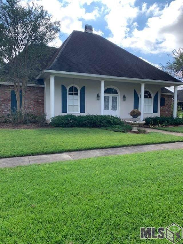 3737 Sir William Ct, Baton Rouge, LA 70816 (#2021016570) :: David Landry Real Estate