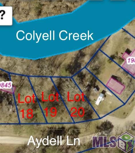 Lot 18 Aydell Ln, French Settlement, LA 70733 (#2018002269) :: Patton Brantley Realty Group