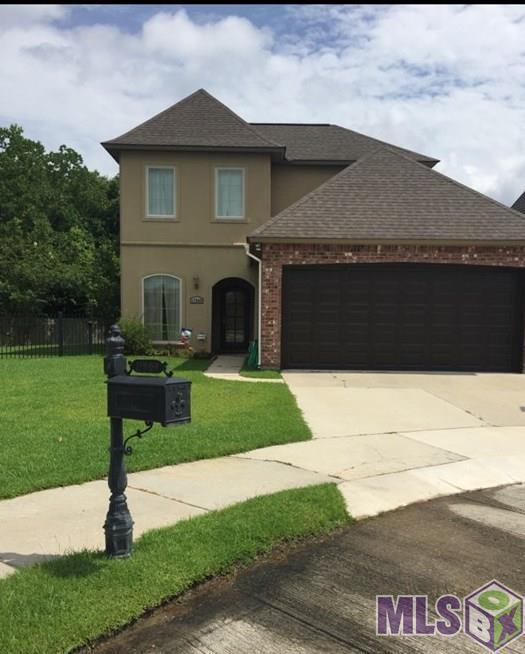 17669 Willow Trail Dr, Baton Rouge, LA 70817 (#2018010297) :: Patton Brantley Realty Group