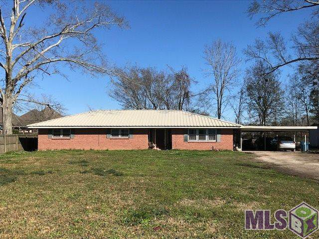 37156 La Hwy 74, Geismar, LA 70734 (#2020002098) :: The W Group with Berkshire Hathaway HomeServices United Properties