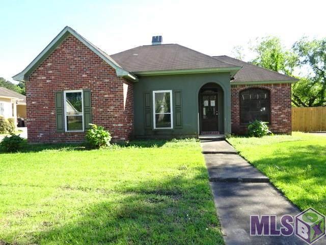 12204 Faircrest Ave, Baton Rouge, LA 70816 (#2020005202) :: Smart Move Real Estate