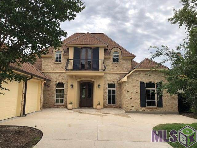 9231 Greystone Dr, Denham Springs, LA 70726 (#2020008494) :: The W Group with Keller Williams Realty Greater Baton Rouge