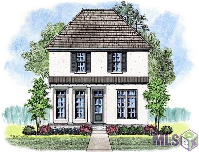4742 Hanover Ave, Gonzales, LA 70737 (#2020010758) :: Patton Brantley Realty Group
