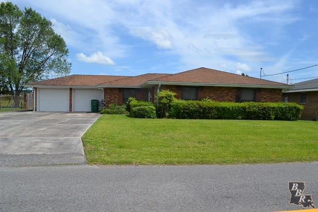 225 St Anthony Street, RACELAND, LA 70394 (MLS #125532) :: Pogo Realty, LLC