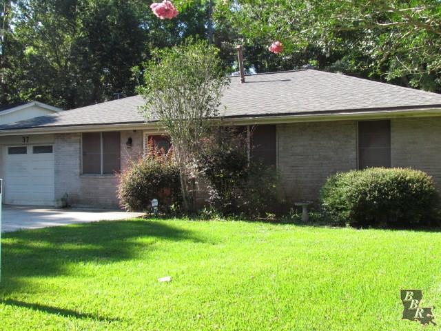 37 Texas Avenue, HOUMA, LA 70360 (MLS #125927) :: Pogo Realty, LLC