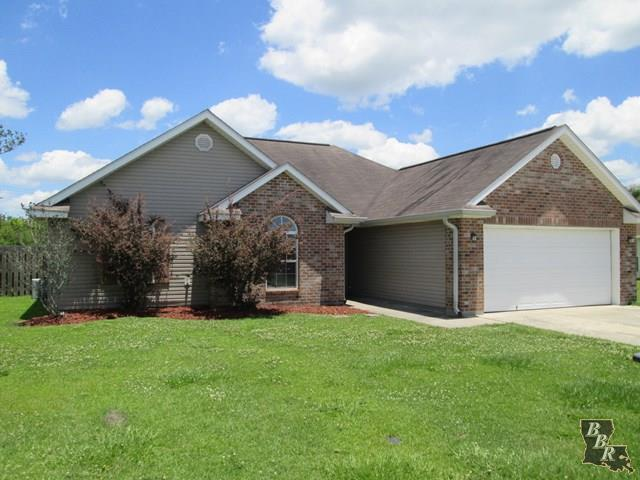 480 Baptiste Circle, HOUMA, LA 70363 (MLS #125932) :: Pogo Realty, LLC