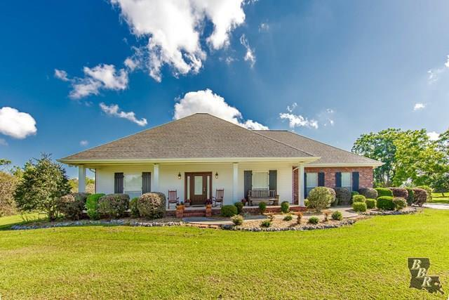 3207 Highway 308, RACELAND, LA 70394 (MLS #125519) :: Pogo Realty, LLC