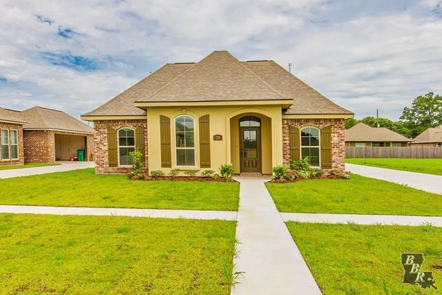 139 Crescent Estates Drive, THIBODAUX, LA 70301 (MLS #125870) :: Pogo Realty, LLC